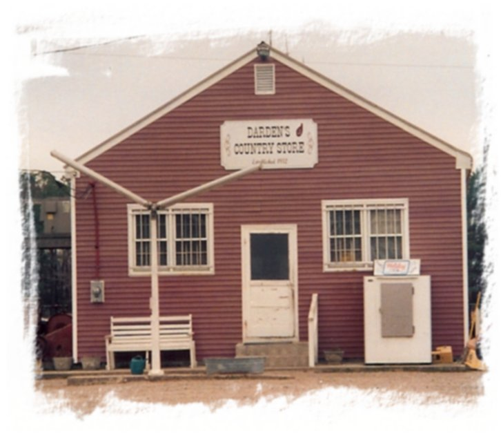 Darden's Country Store Front